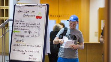 Bildungszentrum Gladenbach Unterkunft Anreise Rezeption